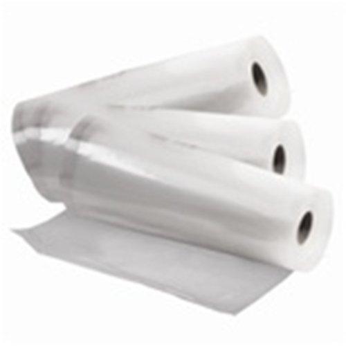 """5 - 11""""X50' Vacuum Sealer Rolls - Embossed Channel Vacuum Bag Rolls"""