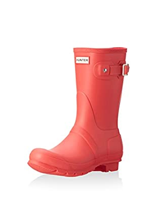 Hunter Botas de agua Original Short (Coral)