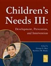 Children's Needs III: