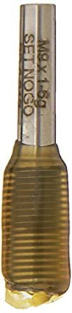 Vermont Gage No-Go Set Plug Gage, Metric