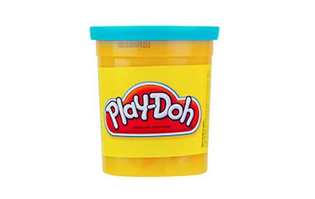 Play Doh - Set of 6 5oz Cans, Assorted Colors