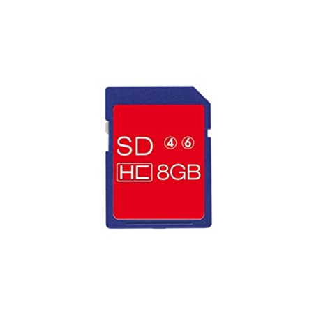 8 GB 8gig 8GB SD (SDHC) Secure Digital High Capacity Flash Memory Card
