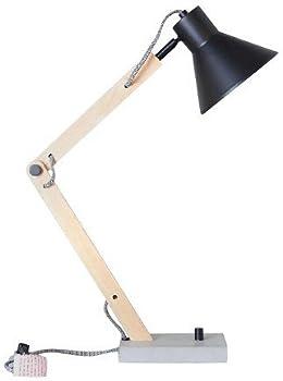 Threshold Wood Task Lamp