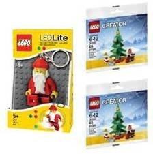 LEGO SANTA LED LITE KEY CHAIN