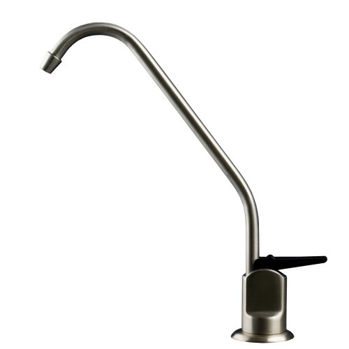 Watts 116101 Standard Faucet With Air Gap Brushed Nickel New Free Shipping Ebay