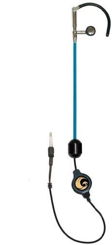 Airtube Wireless Earhook Headset - Radiaiton Free - Hands Free - Air Tube, 2.5Mm Jack Size
