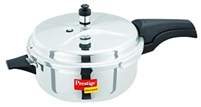 Prestige Deluxe Stainless Steel Senior Pressure Pan by A&J Distributors, Inc.