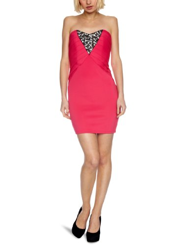 Lipsy JD01054 Strapless Women's Dress