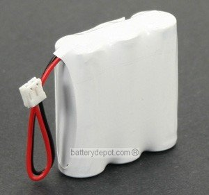 Replacement Cordless Phone battery for GP72AAS3BMJ