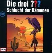 112 - Die drei Fragezeichen - Folge 112: Schlucht der Dämonen - Zortam Music