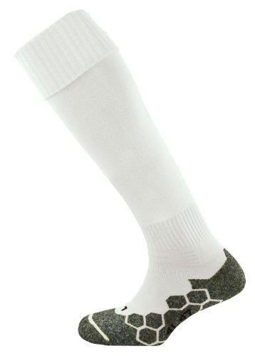 mitre-calzini-da-calcio-unisex-da-adulto-bianco-bianco-senior-7-12