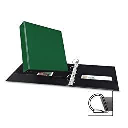 AVE27553 - Durable EZ-Turn Ring Reference Binder