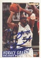 Horace Grant Orlando Magic 1994 Fleer Autographed Hand Signed Trading Card. by Hall+of+Fame+Memorabilia