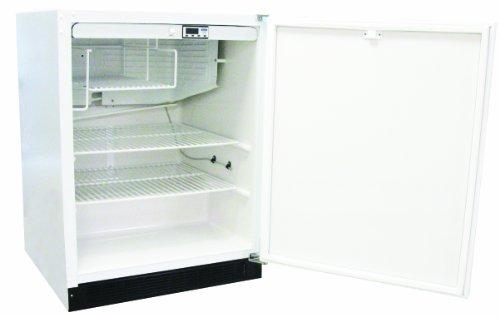 Marvel Scientific 6Cadm102 General Purpose Undercounter Refrigerator With Right Hinged Door, White Door Color, With Door Lock front-292224