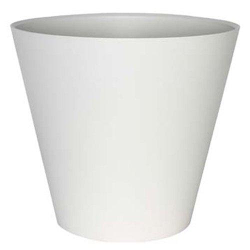 Ivyline Artstone 103786 Pot 22x20cm - Claire White