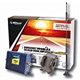 Wilson Electronics SignalBoost 811214 Cell Phone Signal Booster Kit for Car ....
