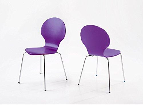 Stapelstuhl-Bistrostuhl-Stuhl-Esszimmerstuhl-Kchenstuhl-Design-Metall-Holz-stapelbar-sehr-belastbar-Marcus-Lila