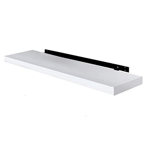 Teppich Ikea Fußbodenheizung ~ Songmics Wandboard Wandregal Rack Bücherregal Größe & Farbe