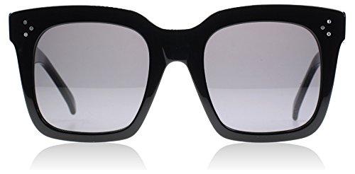 Celine Sunglasses CL 41076/S Sunglasses 807BN Black 51mm