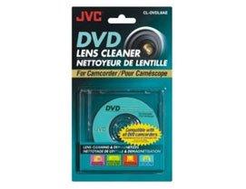 Jvc Dvd Lens Cleaner 8Cm For Camcorder Cl-Dvdl8Ae