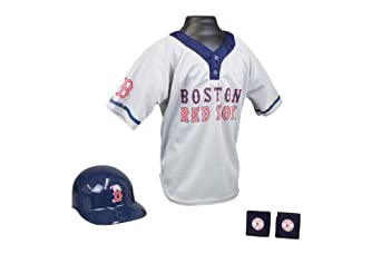 Boston Red Sox MLB Youth Team Uniform Set by Franklin