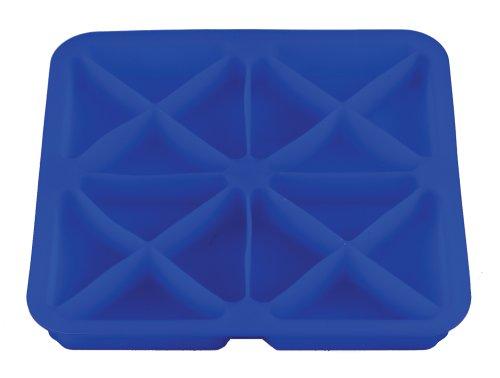 Lekue Silicone Scone Pan, Blue
