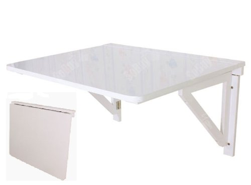 Conforama table murale rabattable table de lit a roulettes for Table cuisine rabattable murale