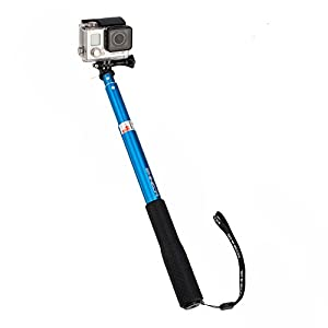 SHINEDA® telescopic handheld monopod pole SD-208 for GoPro Hero 2 3 3 3+ 4