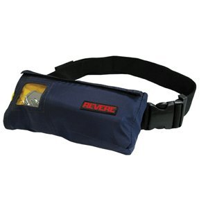 Revere Revere Comfort Max Inflatable Belt Pack Manual - Blue
