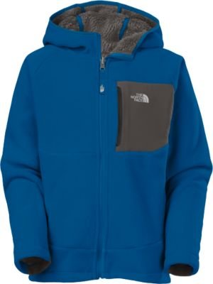 The North Face Boy'S Chimborazo Hoodie (Snorkel Blue)