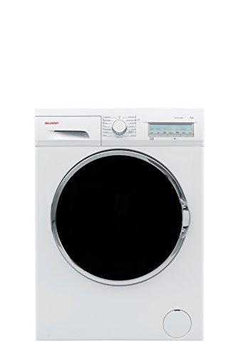 preisvergleich sharp es fc7144w3 de waschmaschine fl a 162 willbilliger. Black Bedroom Furniture Sets. Home Design Ideas