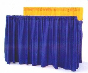 Puppet Stage Bi-level Color by Oasis Designs