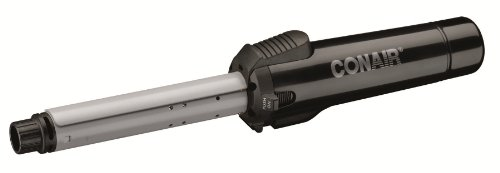 Conair Tc700 Ceramic 3/4 Inches Curling Iron, Black