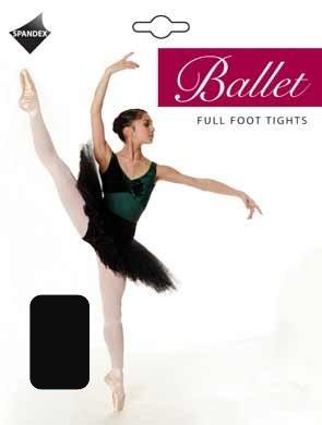 Weiche Ballett Strumpfhose mit Fuß