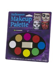 Halloween Makeup Tray 8 Colors - 1