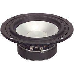 "Goldwood GW-S525/4 5-1/4"" Poly Cone Woofer, 4 Ohm by Goldwood"