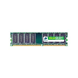 Corsair Value Select CMV4GX3M1A1333C9 4GB DDR3 SDRAM Memory Module - DF6035