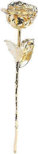 st-leonhard-echte-rose-fur-immer-schon-24-karat-vergoldet-28-cm