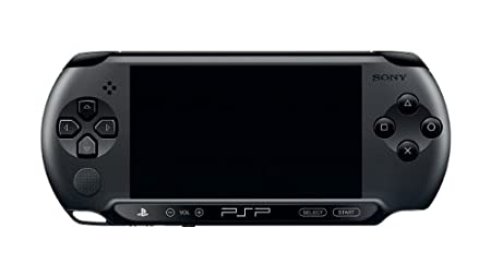 Sony PSP Console (Charcoal Black)