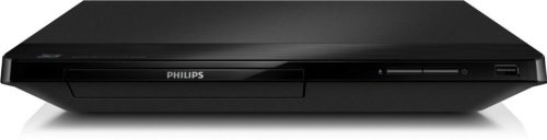 Philips BDP2185/F7B Factory Refurbished – 3D Blu-ray Disc Player with Built-in Wi-Fi
