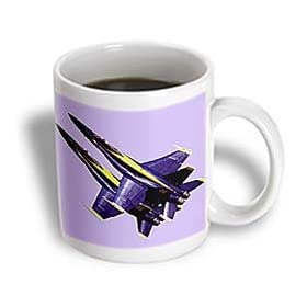 Jet - Blue Angels Featuring - Mugs