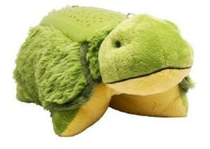 """Pillow Pets Dream Lites - Tardy Turtle 11"""" by CJ Products"""