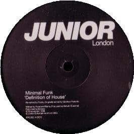 Minimal Funk - Minimal Funk 4