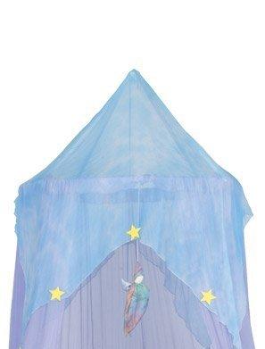 Sarah's Silks Play or Bed Canopy - Lavender Fairy