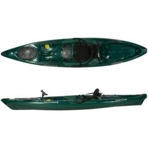 Buy low price wilderness systems tarpon 120 angler fishing for Wilderness systems fishing kayaks