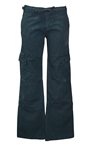 Roxy -  Pantaloni  - Jeans boot cut - Basic - Donna nero XS