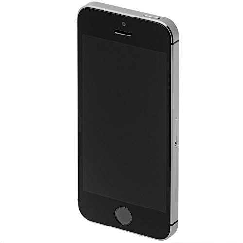 Apple iPhone 5S Smartphone 16GB (10,2 cm (4 Zoll) IPS Retina-Touchscreen, 8 Megapixel Kamera, iOS 7) Spacegrau