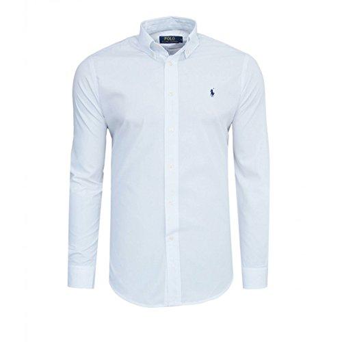 Ralph Lauren -  Camicia classiche  - Uomo bianco XX-Large
