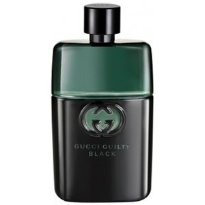Gucci Guilty Black For Men By Gucci Eau De Toilette Spray