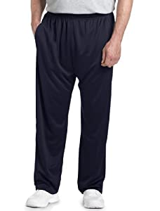 Reebok Big & Tall Play Dry Knit Pants